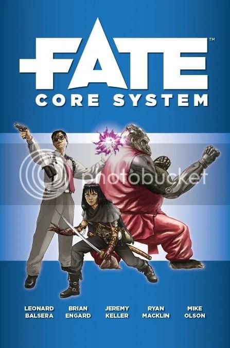 FATE Core e FAE disponíveis gratuitamente! E novas licenças OGL!