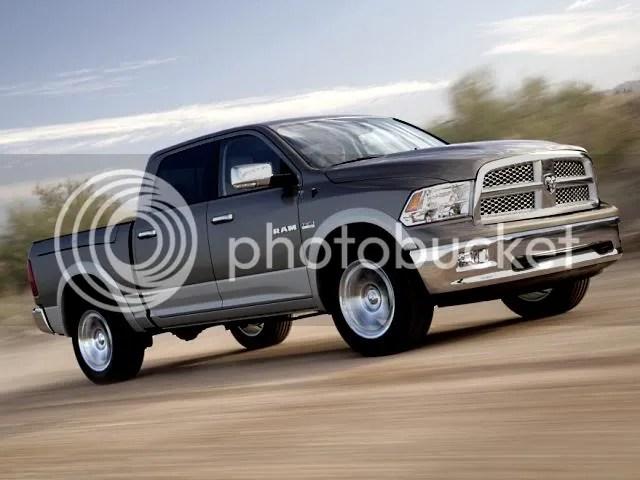 New 2009 Dodge Ram 1500 Truck