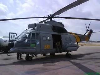 Puma 801Sqn