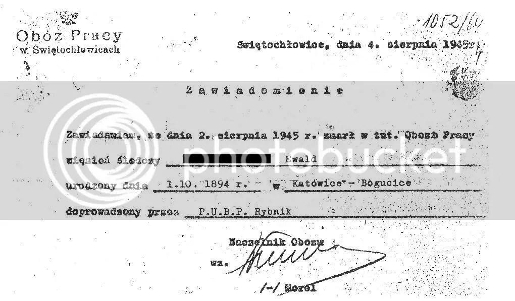 Tragedia Górnośląska 1945 48 Górny śląsk Wg Marasa