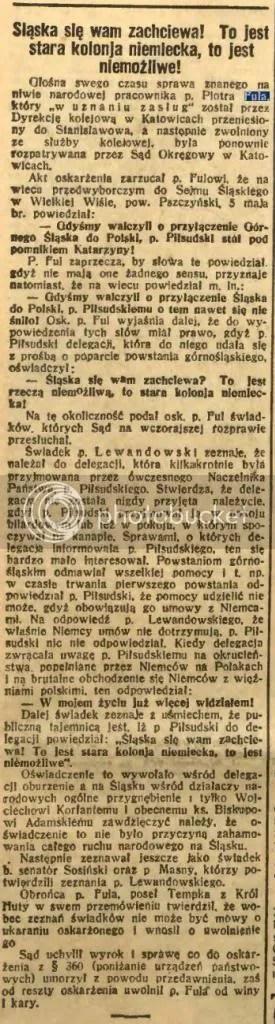 """""""Polonia"""" z 18 grudnia 1930 r."""