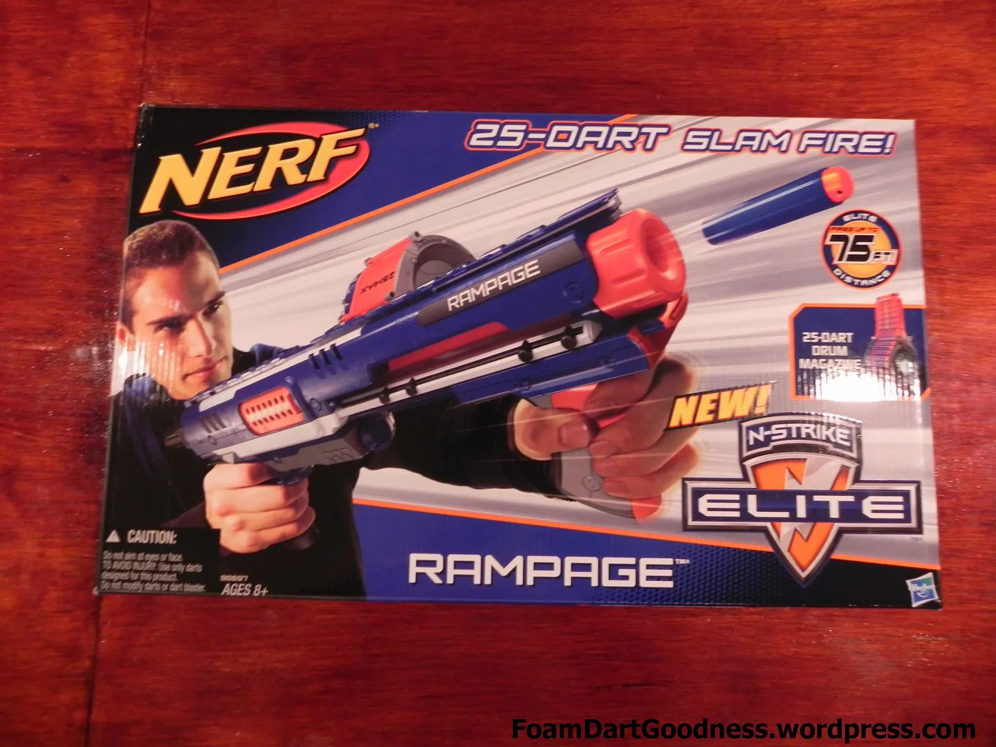 Mod Shop – Nerf Rampage – AR Removal | Foam Dart Goodness
