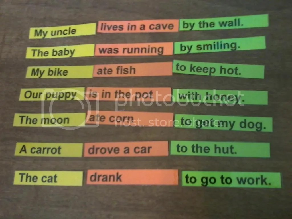 Dk Silly Sentences Game Instructions Wallpaper