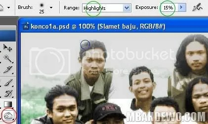 tutorial photoshop mewarnai foto 10