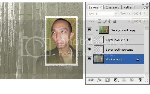 tutorial photoshop kartu ucapan 12