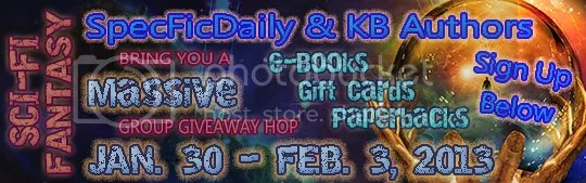 SpecFicDaily and KB Authors Promo
