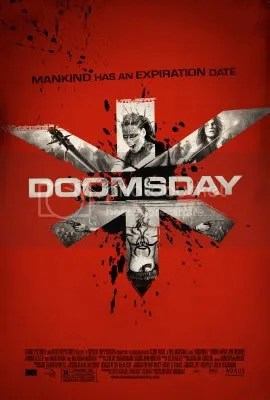 cartel promocional Doomsday