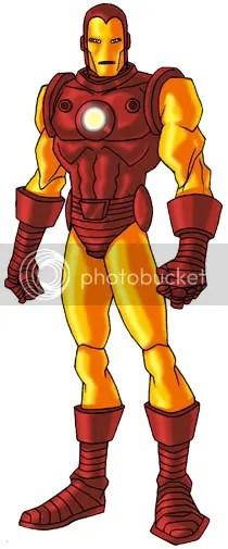 Iron Man Classic 3