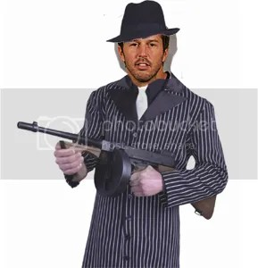 Mike Modano will be the roughest gangster in town. *smirk*