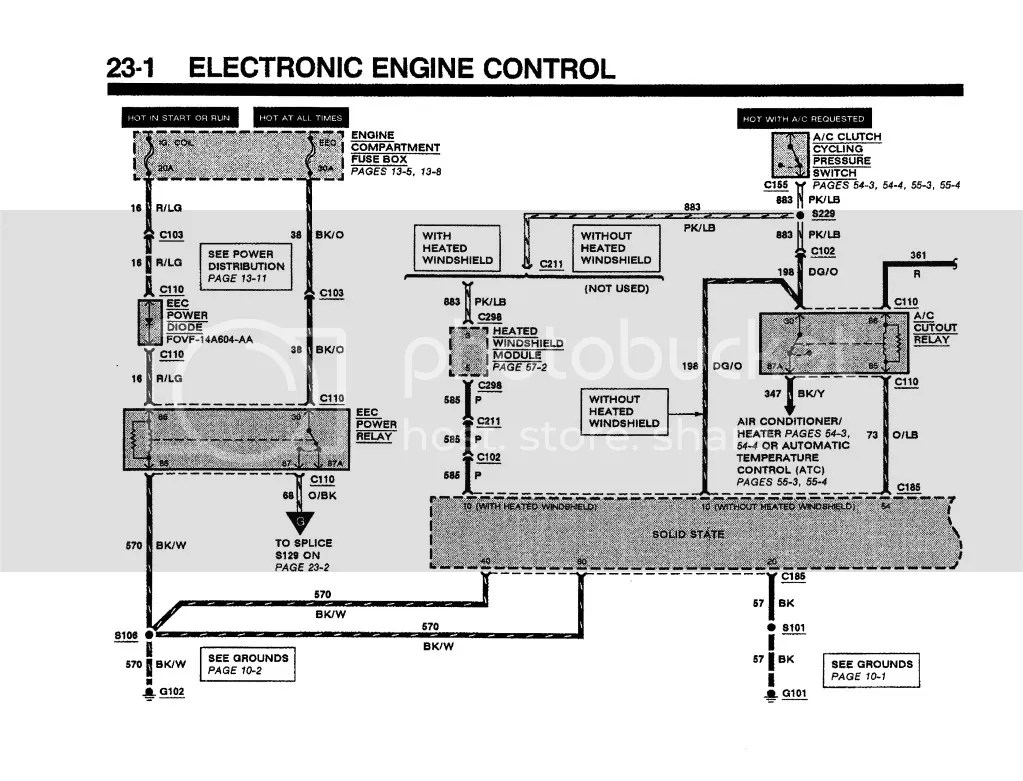 2003 Ford Crown Victoria Fuse Diagram Electrical Schematics 2005 Freestyle Fuel Pump Wiring 2000 Basic U2022 Vic