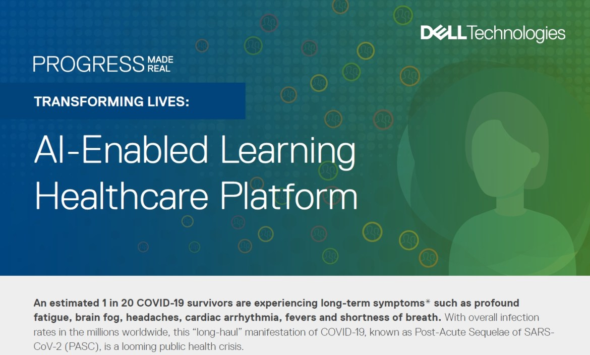 AI-Enabled Learning Healthcare Platform
