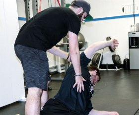 sports injury prevention program