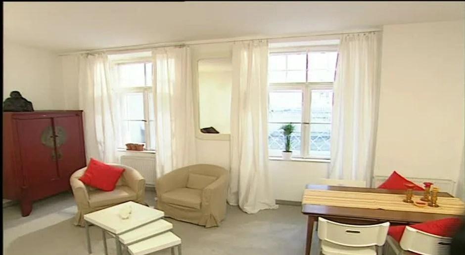 1-Zimmer-Wohnung einrichten: Platz nutzen - SAT.1 Ratgeber