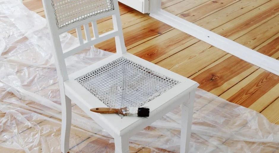 Alte Möbel restaurieren und streichen: Anleitung SAT.1 Ratgeber