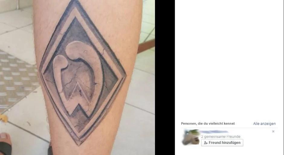 das sind die klub tattoos der ran user