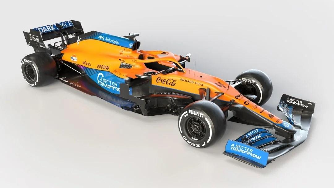 so sehen die autos in der saison 2021 aus