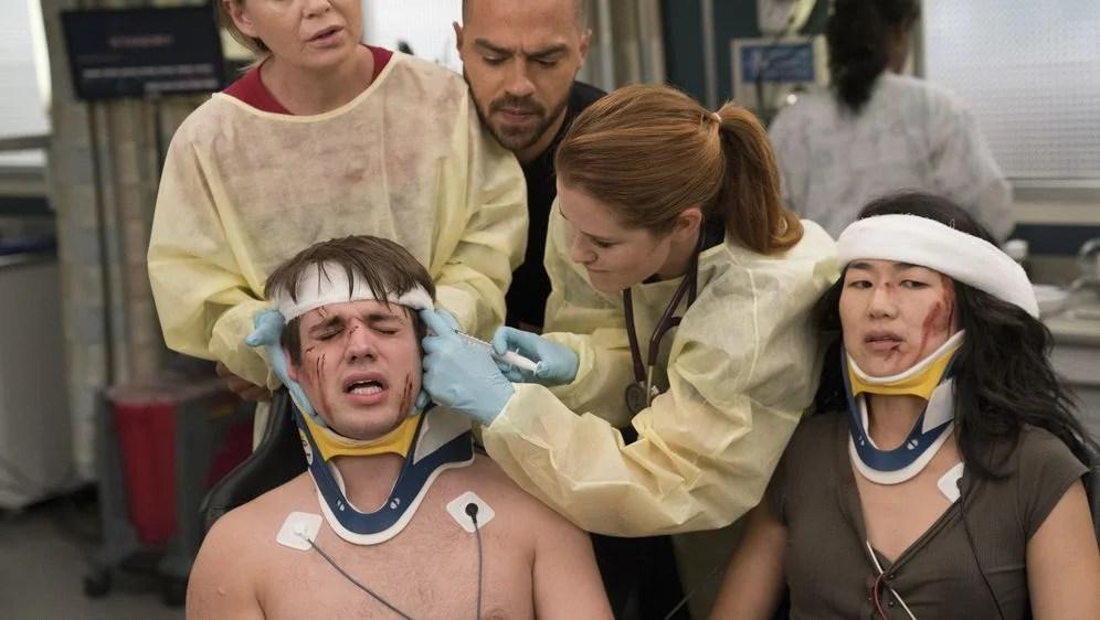 Grey S Anatomy Geister Der Vergangenheit Staffel 14 Folge 7 Prosieben