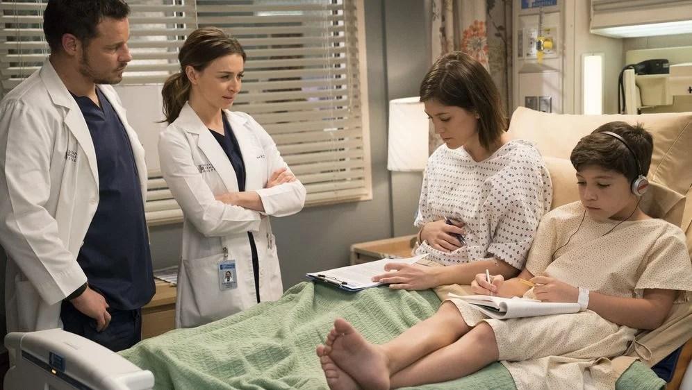 Grey S Anatomy Gebundelte Kraft Staffel 14 Folge 18 Prosieben