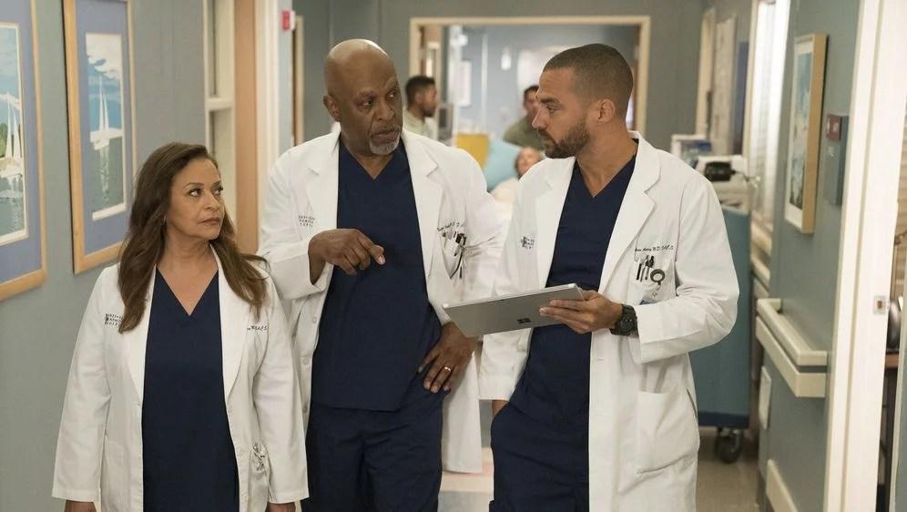 Grey S Anatomy Zeitschleife Staffel 14 Folge 16 Prosieben