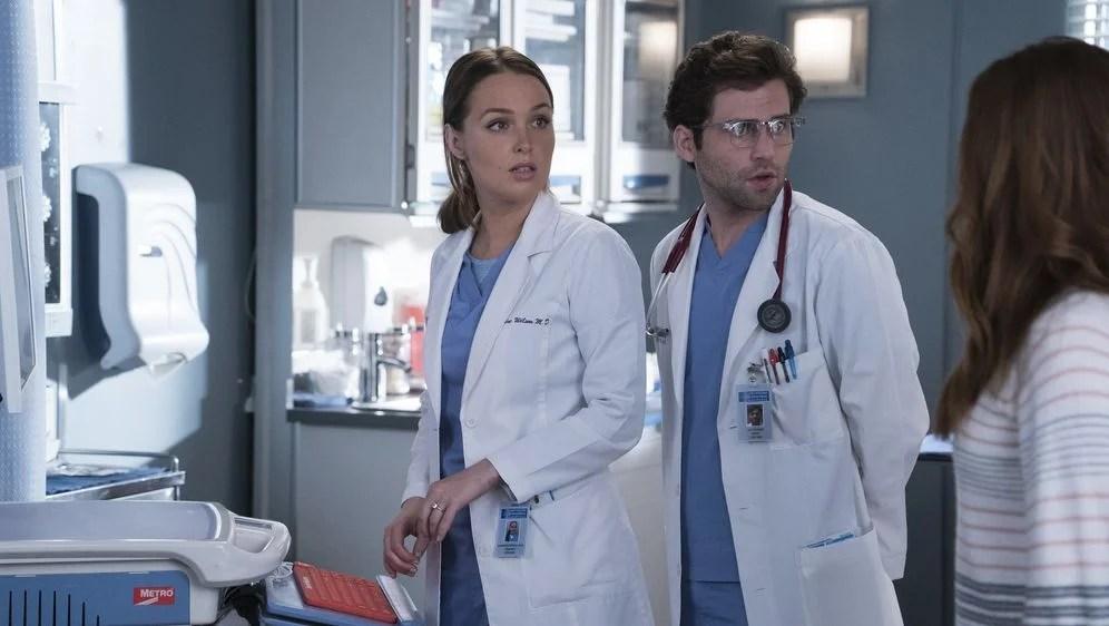 Grey S Anatomy Schadensbegrenzung Staffel 14 Folge 21 Prosieben