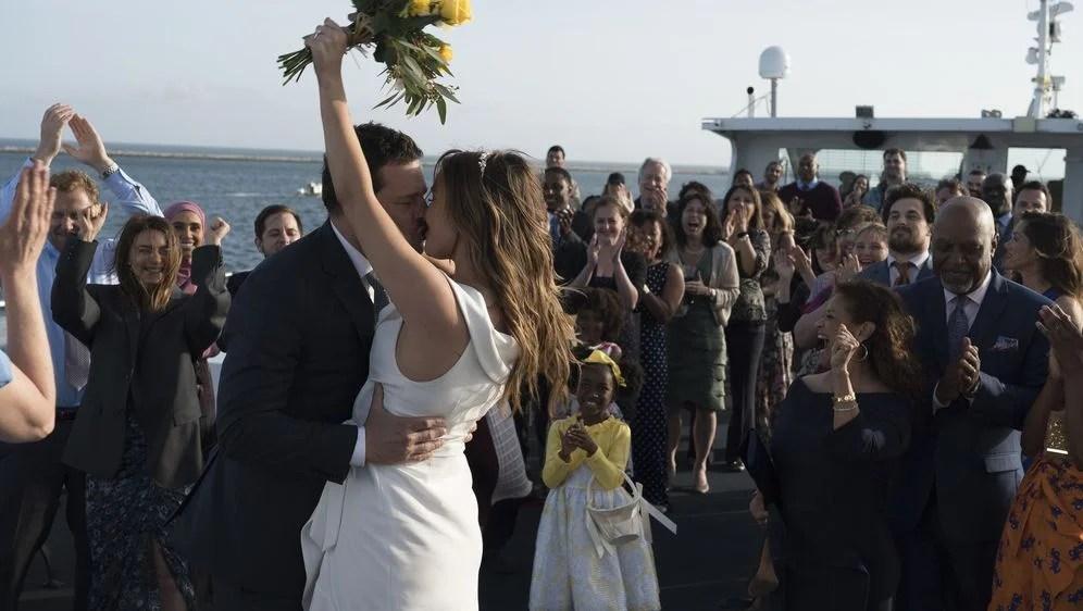 Grey S Anatomy Drei Hochzeiten Staffel 14 Folge 24 Prosieben