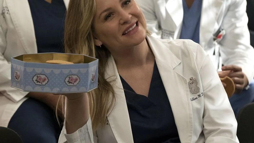Grey S Anatomy Dankes Kekse Staffel 14 Folge 20 Prosieben