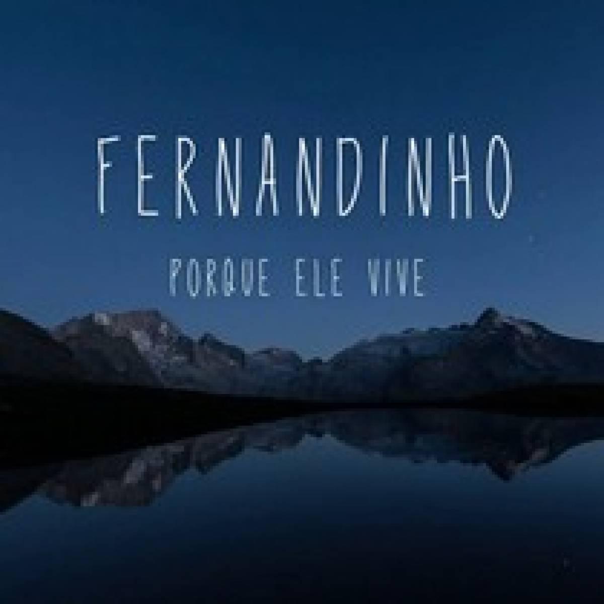 Música Porque Ele Vive - Fernandinho - Baixar SOM Gospel