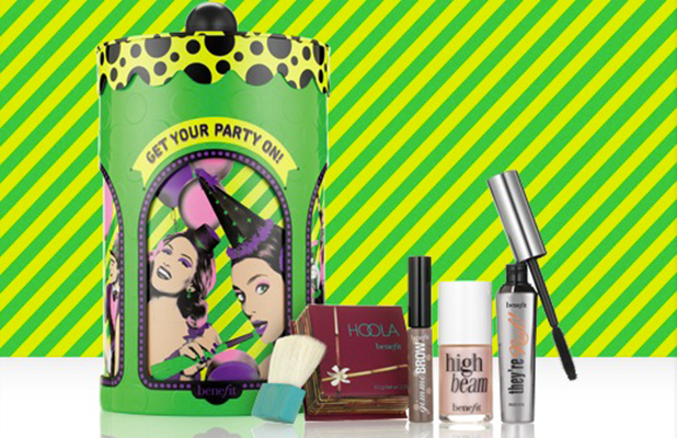 Benefit Get Your Party On makeup kit