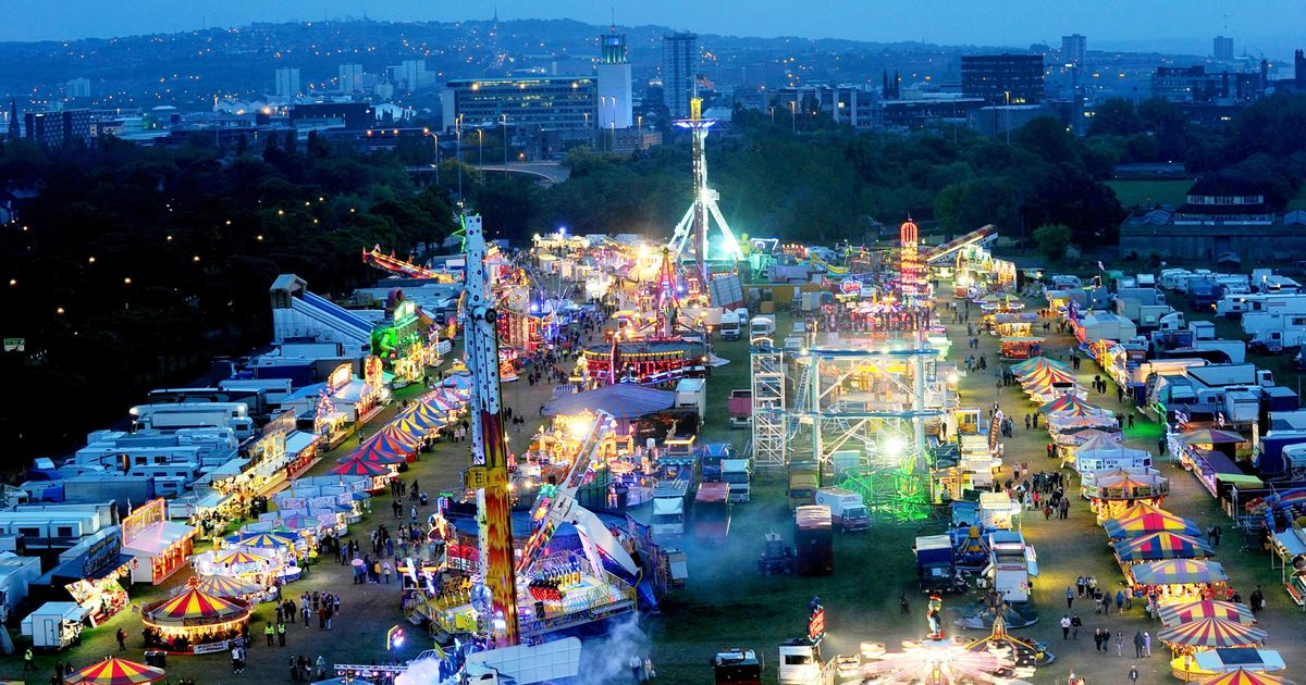 What Time Does The Hoppings 2014 Start On Newcastle Town
