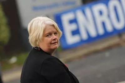 Newcastle College principal Carole Kitching