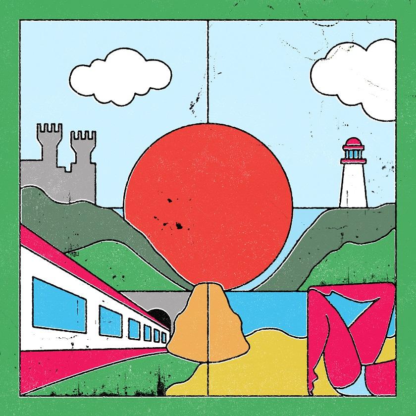 Blanketman - National Trust EP artwork