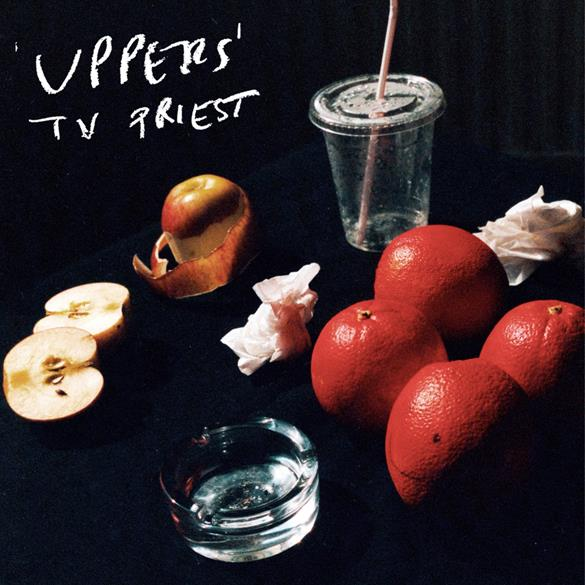 TV Priest Uppers cover artwork