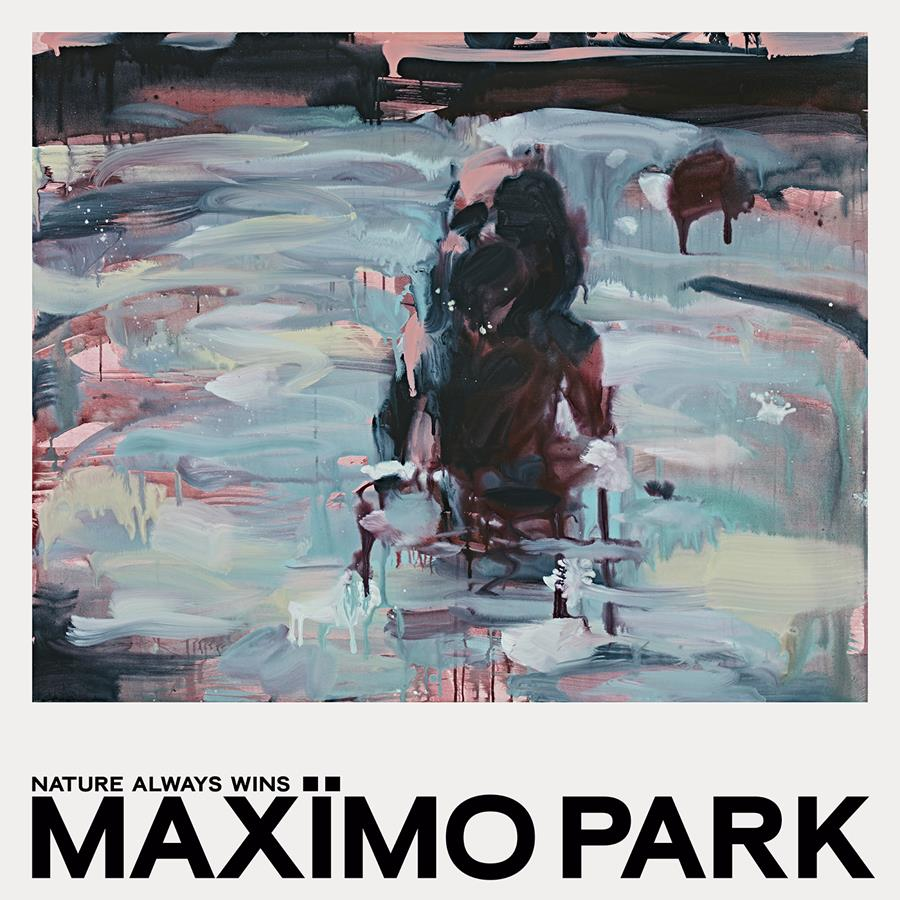 Maximo Park Nature Always Wins cover artwork