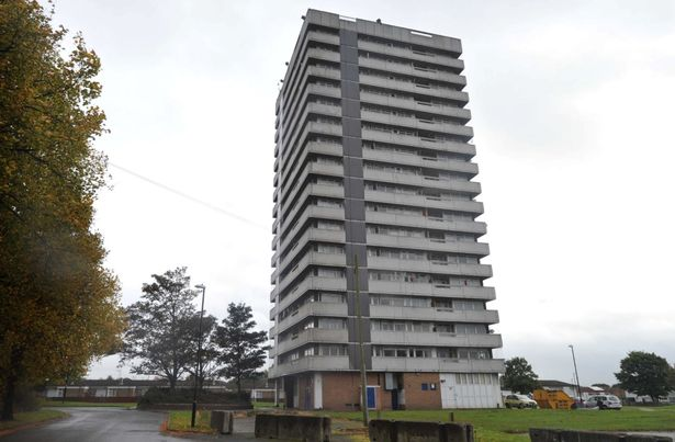 Image result for coventry tower blocks