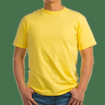 Supereye Yellow Noisyvision T-Shirt