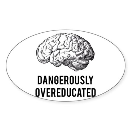 overeducated