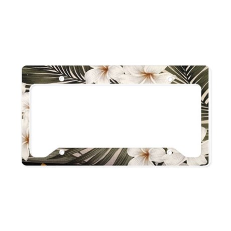 Plate Holder Hawaii License