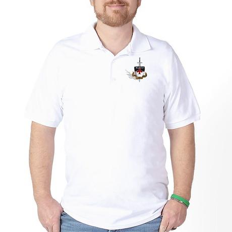 Knights Of Malta Polo Shirt