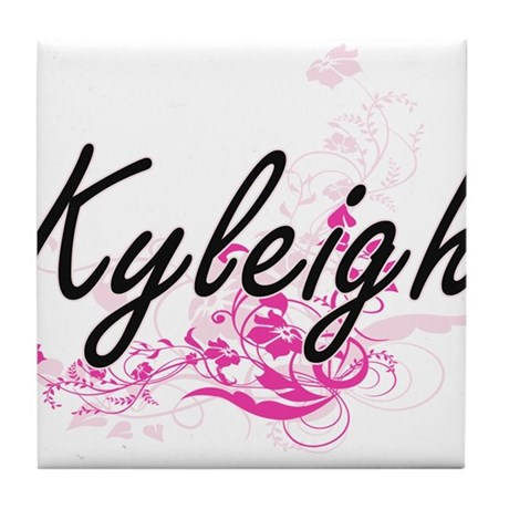 I Love Kyleigh Coasters Cork Puzzle Amp Tile Coasters