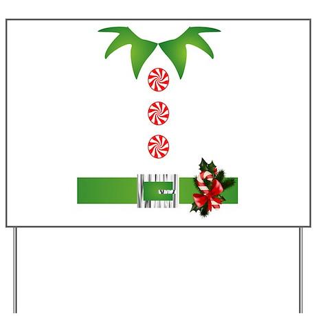 Funny Santas Helper Yard Signs Custom Yard Amp Lawn Signs