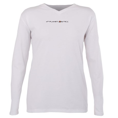 Plus Size Long Sleeve Tee T-Shirt