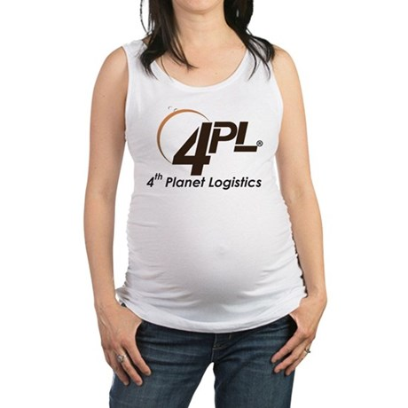 4th Planet Logistics Transparent Crescent Logo Tan
