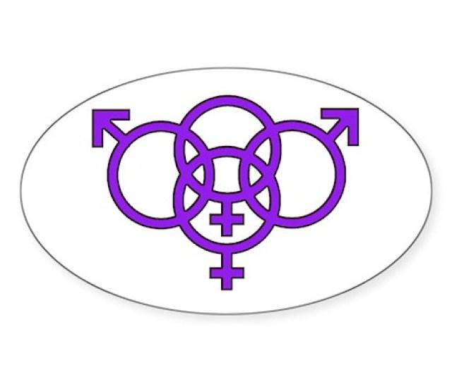 Swing Lifestyle Symbol Oval Sticker