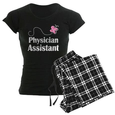 Physician Assistant Women's Dark Pajamas
