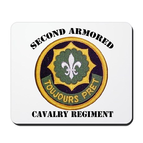 Second Armored Cavalry Regiment