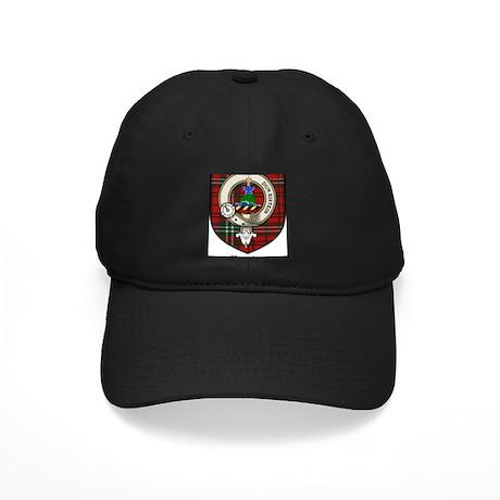 Morrison Clan Crest Tartan Baseball Cap By Coatofarmscrest