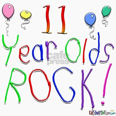 11 Year Old Birthday Greeting Cards Card Ideas Sayings