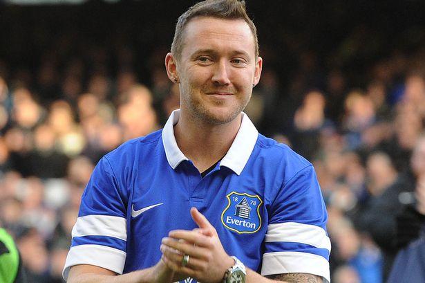 New Everton signing Aiden McGeady