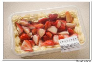 [心得] 好市多Costco 新鮮草莓千層蛋糕 - CPLife板 - Disp BBS