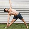 Man Flow Yoga